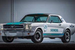 Autonomni Ford Mustang iz 1965. nastupa na Goodwood Festival of Speed