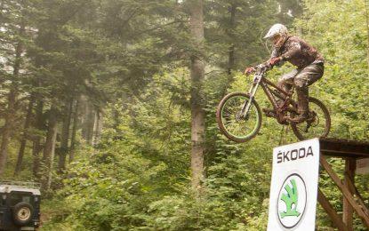 "Škoda BiH partner downhill trke ""Treba DH 2018."" [Galerija]"