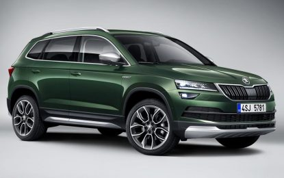 Škoda proširuje ponudu popularnog Karoqa sa novom modelskom varijantom – Scout