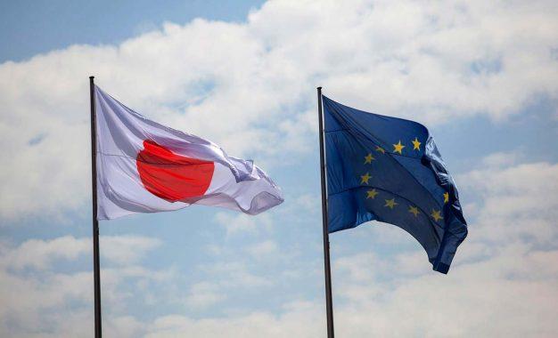 Sa potpisanim trgovinskim paktom Japana i Evropske Unije, japanski proizvođači mogli bi povećati prodaju automobila u Evropi