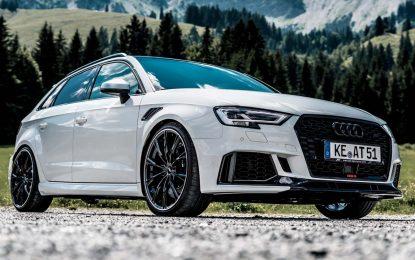 "Abt Sportsline Audi RS3 Sportback ""Edelweiss"" (runolist) sa 500 KS i sa 20-inčnim točkovima [Galerija]"