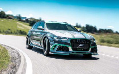 Kako izgleda budućnost tuninga, Abt Sportsline je predstavio spektakularnom preradom – hibrid Abt Audi RS6-E Prototype sa 1.032 KS [Galerija i Video]