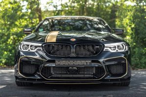 BMW M5 Competition F90 kod Manharta osnažen za dodatnih 99 KS [Galerija i Video]