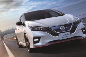 Za početak novi električni Nissan Nismo Leaf dostupan u Japanu