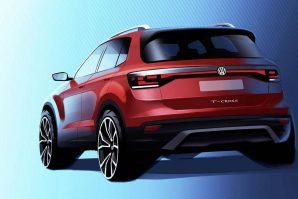Ove jeseni stiže Volkswagenov najmanji crossover – T-Cross [Video]
