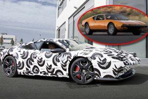 Kao savremena interpretacija De Tomasa Pantere stiže novi superautomobil Ares Panther [Galerija]