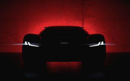 Audi PB18 e-tron čudo električne tehnike [Galerija]