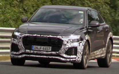 Za nešto više od godinu dana biće tržišno dostupan i Audi RS Q8 [Video]