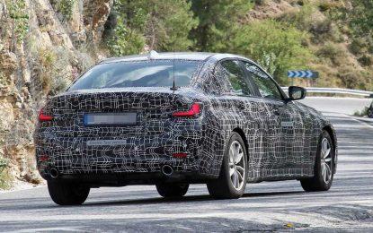 U pripremi i novi BMW serije 3, ali na struju