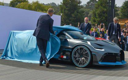 Predstavljen hypercar Bugatti Divo – Najradikalniji Bugatti do sada [Galerija i Video]