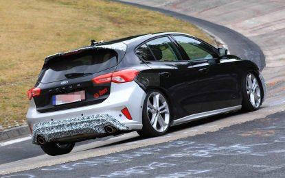 Ford na Nürburgringu obavlja završne testove na novom Focusu ST-u