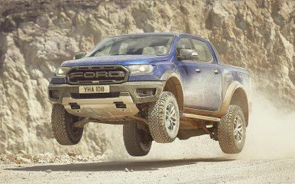 Ford Ranger Raptor stiže u Evropu polovinom 2019. godine [Galerija i Video]