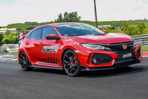 Honda Civic Type R – rekorder u svojoj klasi i na Hungaroringu [Galerija i Video]