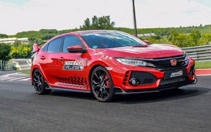 Honda Civic Type R – rekorder u svojoj klasi i na Hungaroringu [Galerija i Video]