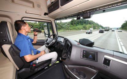 Hyundai Motor sa tegljačem Xcient na autoputu u Južnoj Koreji obavio prvu autonomnu vožnju