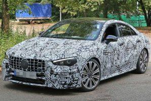 Novi Mercedes-AMG CLA 45 sa oko 400 KS mogao bi biti predstavljen početkom naredne godine