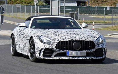 Novi Mercedes-AMG GT R Roadster na tržište bi mogao stići naredne godine