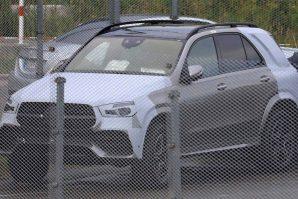Mercedes-Benz GLE možda stiže već ove godine [Galerija]