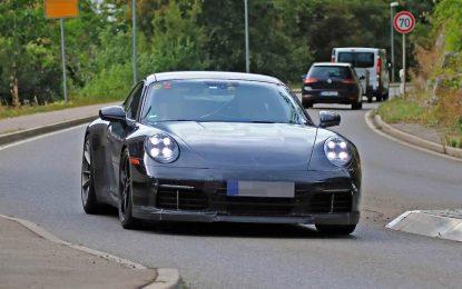 Prototip novog Porschea 911 GT3 već u javnom saobraćaju
