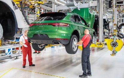 U Leipzigu započela proizvodnja redizajniranog Porschea Macana