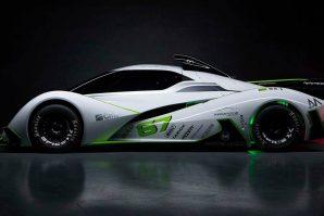 Spice-X SX1 – električni trkaći automobil za svakoga [Galerija]