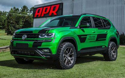 APR za Amerikance pripremio Volkswagen Atlas sa 350 KS [Galerija]