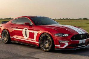 Obilježavajući dosadašnju isporuku od 10.000 automobila, Hennessey pripremio poseban Heritage Edition Mustang sa 808 KS [Galerija i Video]