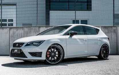 Španski lav postaje Kralj lavova – Abt Sportsline ST Cupra 300 Carbon Edition [Galerija]