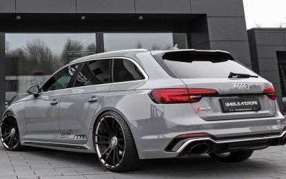 Wheelsandmore sa opsežnim tuningom za Audi RS4 Avant – za više snage i bolji izgled [Galerija]