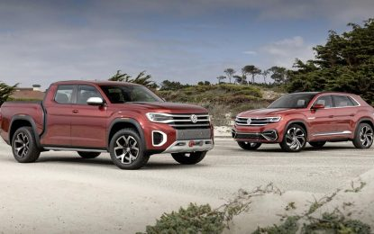 Volkswagen predstavlja Atlas Cross Sport i Atlas Tanoak Concept u Montereyu