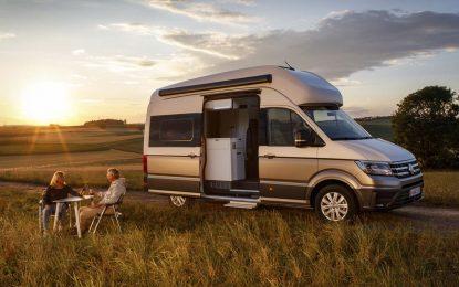 Volkswagen Grand California – novi veliki kamper van [Galerija]