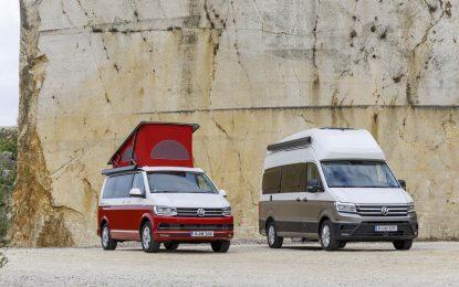 Volkswagen na Caravan Salon 2018