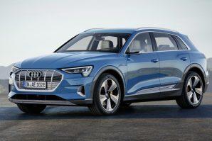 Konačno objavljene fotografije i većina detalja za Audi e-tron, prvi potpuno električni Audi [Galerija i Video]