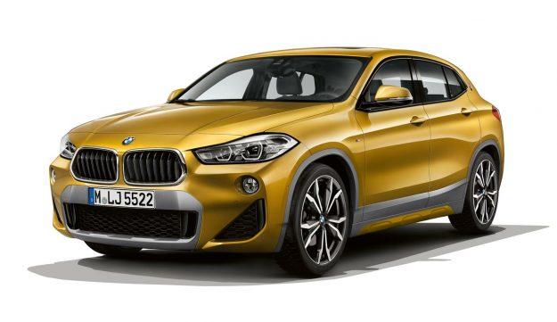 BMW X2 sDrive 20d [2018]