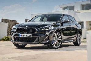 Predstavljen BMW X2 M35i sa najjačom verzijom četverocilindarskog motora [Galerija]