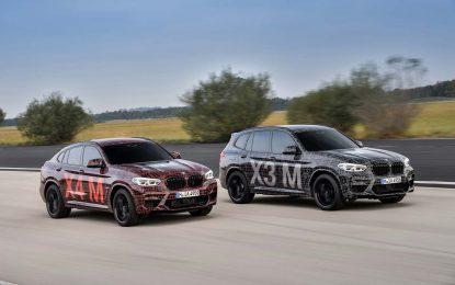 BMW priprema nove atraktivne modele – BMW X3 M i BMW X4 M [Galerija]