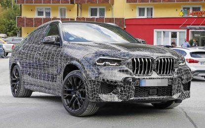 Prve špijunske fotografije novog moćnog BMW-a X6 M koji bi mogao biti predstavljen naredne godine