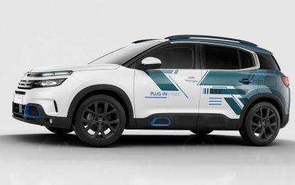 Citroen C5 Aircross SUV Hybrid Concept – prvo koncept, a za dvije godine moguće i proizvodni model [Video]