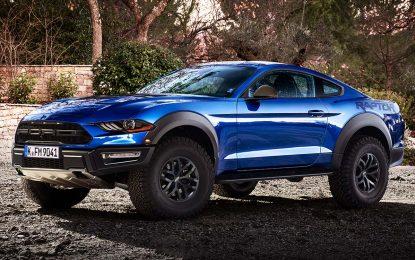 Ford Mustang Raptor – definitivno kao mamac za oči