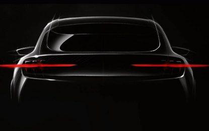 Za dvije godine na tržištu Fordov prvi električni automobil, zasada samo taser