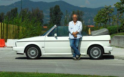 Golf Story 3 – Zlatomir Ban – Volkswagen Golf Cabriolet Mk1 1989.