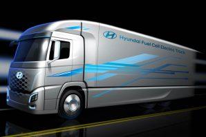 Hyundaijev kamion sa pogonom na gorive ćelije stiže naredne godine
