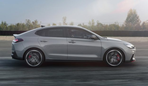 Hyundai i30 Fastback N [2018]