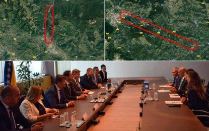 Obezbijeđeno skoro 50 miliona eura za nastavak izgradnje Koridora 5c prema sjeveru, a OPEC-ov fond spreman finansirati izgradnju brze ceste Sarajevo – Goražde [Galerija i Video]