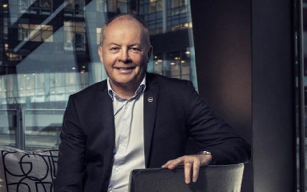 Claes Nilsson, predsjednik kompanije Volvo Trucks