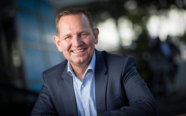 Peter Voorhoeve, predsjednik kompanije Volvo Trucks North America