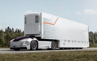 Futurističko autonomno električno vozilo Vera pokazuje novo transportno rješenje budućnosti kompanije Volvo Trucks [Galerija i Video]