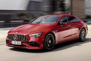 Proširena atraktivna AMG-ova ponuda sa još jednim modelom – Mercedes-AMG GT 43 Four-Door Coupe [Galerija]