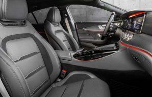 Mercedes-AMG GT 43 Four-Door Coupe