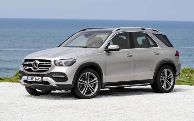 Mercedes-Benz GLE [2018]
